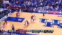 Highlights - Tyler Ulis  - Kentucky vs Louisville - 26/12/2015 - 21 points, 8 passes