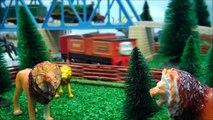 Sodor Thomas The Train Zoo Musical Singalong Kids Toy Train Set Thomas & friends