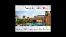 2 & 3 BHK Residential Apartments near Balewadi Pune for Sale at Ganga Acropolis