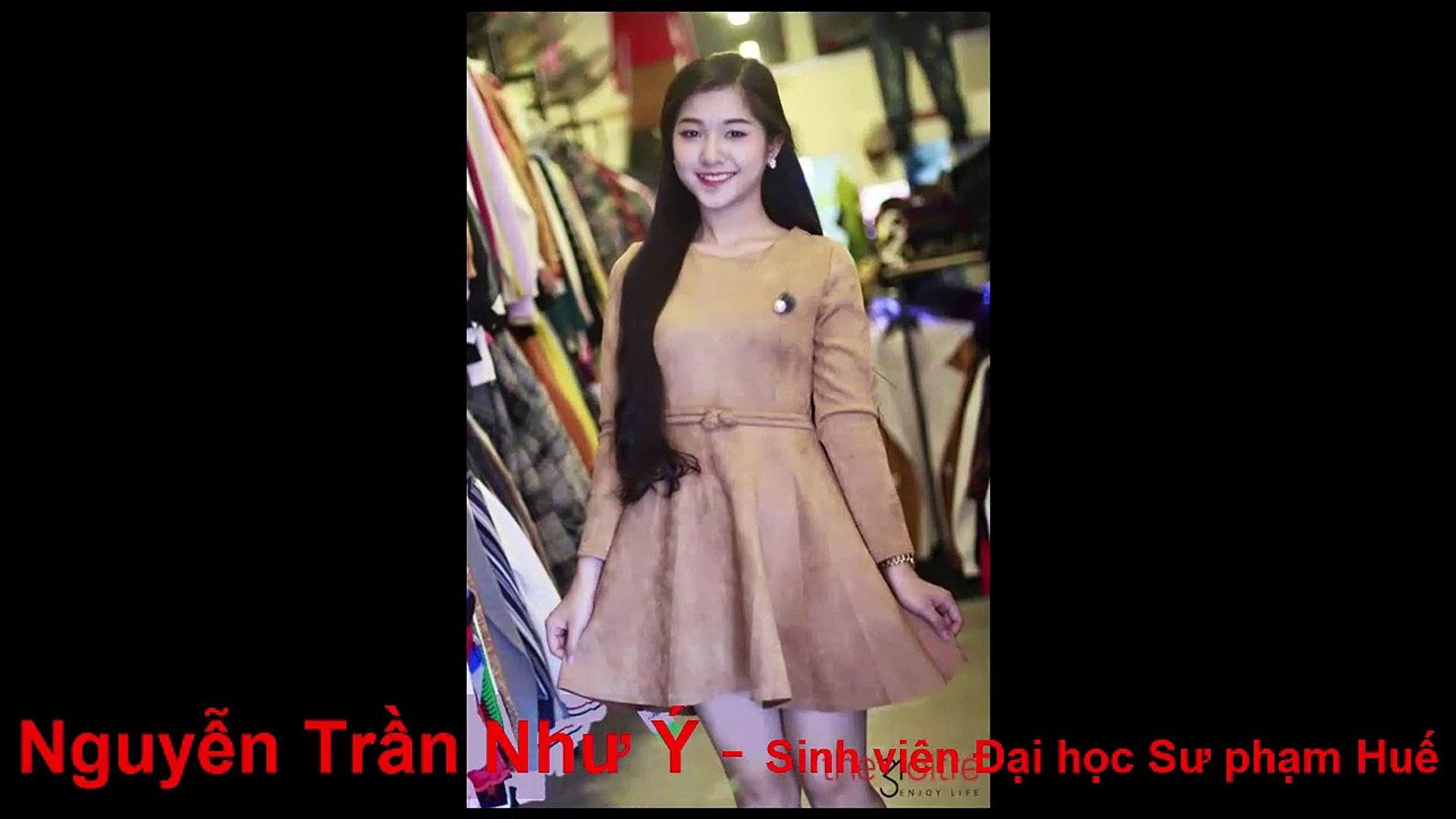 Nguyễn Trần Như Ý - Sinh viên Đại học Sư phạm Huế