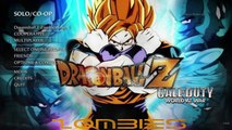 DRAGON BALL Z ZOMBIES MOD! Call of Duty Zombies Custom Map (Alpha Gameplay)