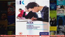 Download PDF  P5 Advanced Performance Management  Complete Text Paper P5 FULL FREE
