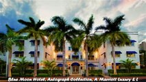 Hotels in Miami Beach Blue Moon Hotel Autograph Collection A Marriott Luxury Lifestyle Hotel Florida