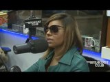 Ashanti Interview at Power 105 At The BREAKFAST CLUB (CTG 2015)