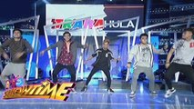It's Showtime: Marlou dances with the Hashtags
