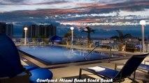 Hotels in Miami Beach Courtyard Miami Beach South Beach Florida