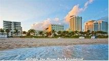 Hotels in Miami Beach Holiday Inn Miami BeachOceanfront Florida