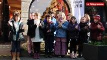 Auray. Les Diwan chantent pour la semaine du breton