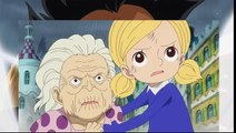 ONE PIECE 第727話予告 One Piece 727 HD Preview