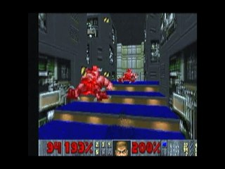 Ducksel Gaming - Classic Doom - E1M6: Central Processing