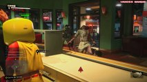 Dead Rising 3 Funny Moments Gameplay 2 - Teddy Bear, RollerHawg, Electric Crusher, Footbal