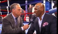Mike Tyson liked to fight Floyd Mayweather. Muhammad Ali the best ever  Legendary Boxing Matches