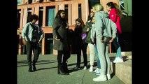 """""""Non au harcèlement"""". Le film des 6° et des 5° - Collège Vieux-Port, Marseille"""