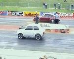 Fiat 126 (Kikirez) kundër Porsche 911