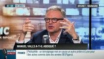 """Brunet & Neumann : Loi Travail : """"François Hollande a transformé une loi libérale de souplesse en une loi sociale"""" - 15/03"""