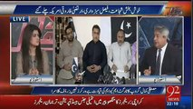 Imran Farooq k qaatilon ne Raza Haroon k ghar mein stay kia tha _ Amir Mateen reveals
