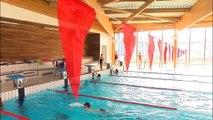 Joué: Premiers nageurs au Bulle d'O