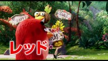 The Angry Birds Movie Japan tv spot
