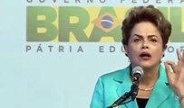 Mais Médicos Na Chuva em São Paulo, por Dilma Rousseff