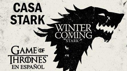 Casa Stark | Game of Thrones