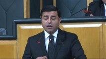 Demirtaş, Partisinin Grup Toplantısında Konuştu 8