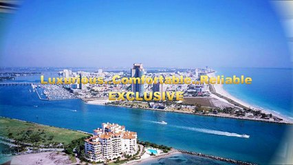 Luxury Apartments Rentals in Miami Beach