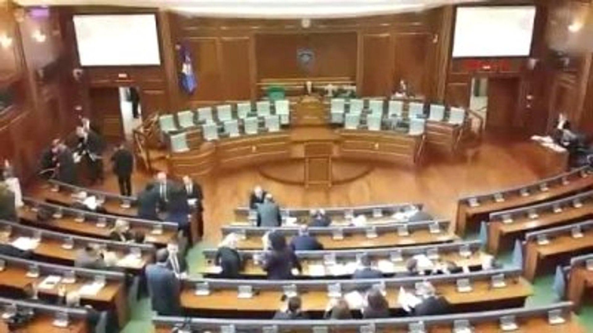 Vize Muafiyetinin Son Kriteri, Kosova Meclisinden Geçmedi