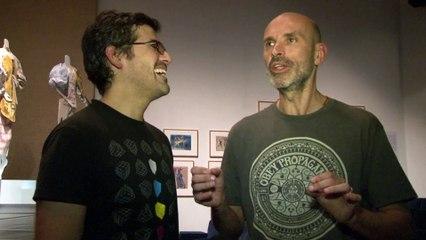 Entre 2 Musée Chagall - Gaëtan Morlotti-Raffin - Bruno Roque