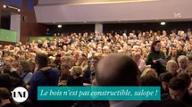Les habitants du XVIème arrondissement de Paris furieux ! -ZAP ACTU du 15/03/2016