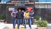 Antalya - Polis ve Jandarmadan Sahte İçki Operasyonu