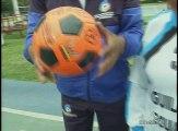 Se inauguró escuela de fútbol para personas con discapacidad visual