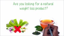 Weight loss detox tea that works with Pu-erh & Oolong Tea to burn fat