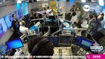 Bruno Dans La Radio - Bruno Guillon se fait mordre par des souris !