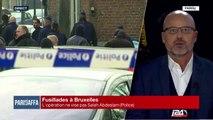 """""""La menace est globale, il est difficile de chiffrer les terroristes capables de passer à l'acte"""", Pierre Martinet"""