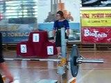 Paulina Cygan puchar polski _ Nasielsk 2009 67,5kg