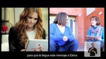 Elena Ballesteros se declara Feliz - Campaña X Solidaria 2015