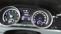 VW Golf R 2.0 TSi 4motion Acceleration 0 100 km/h 0 160 km/h Volkswagen Golf VII