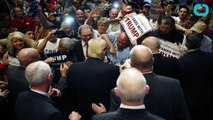 Secret Service Says Heated Campaign Rallies Tough on Agents