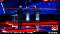 Bernie Sanders & Hillary Clinton Closing Statement CNN Democratic Presidential Debate
