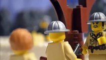 Lego WW1: BATTLE OF THE SOMME | BRICKFILM - video dailymotion