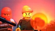 Lego BATTLE OF FALLUJAH   BRICKFILM (Inspierd By AMERICAN SNIPER)