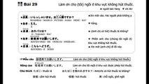 Cùng nhau học tiếng Nhật Japan in my love Bài 29 Đài NHK [やさしい日本語]