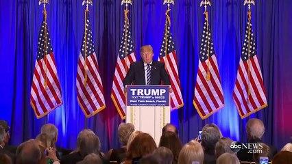 Donald Trump Delivers Super Saturday Remarks