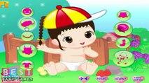 ღ Adorable Baby Girl - Baby Games for Kids # Watch Play Disney Games On YT Channel