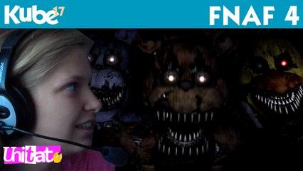 Unitato sur Five Nights at Freddy's 4! - Peur & Jumpscares