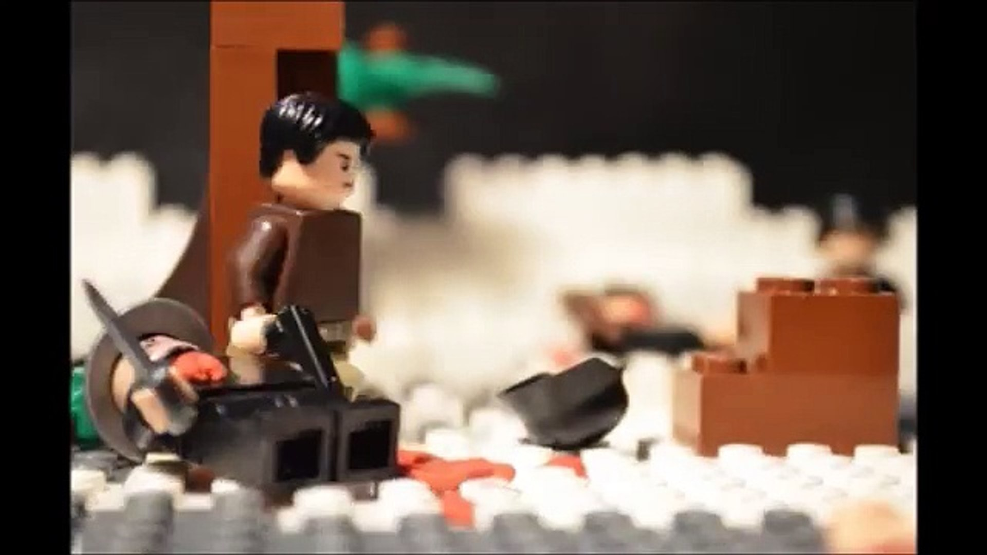 Lego WW1: BELLEAU WOOD | BRICKFILM