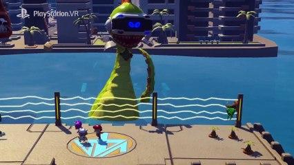 The PlayRoom VR GDC Trailer - PlayStation VR  de The Playroom VR