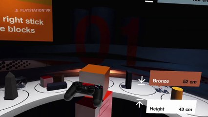 Introducing Tumble VR, only on PlayStation VR de Tumble VR