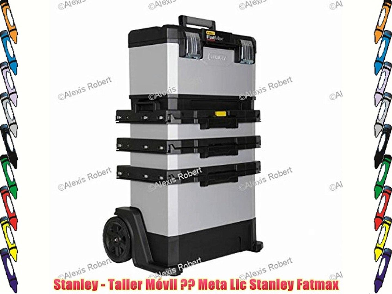 Taller movil modular STANLEY 1-79-206
