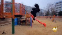 Best Parkour Freerunning Video - Parkour Training For Beginners at Home